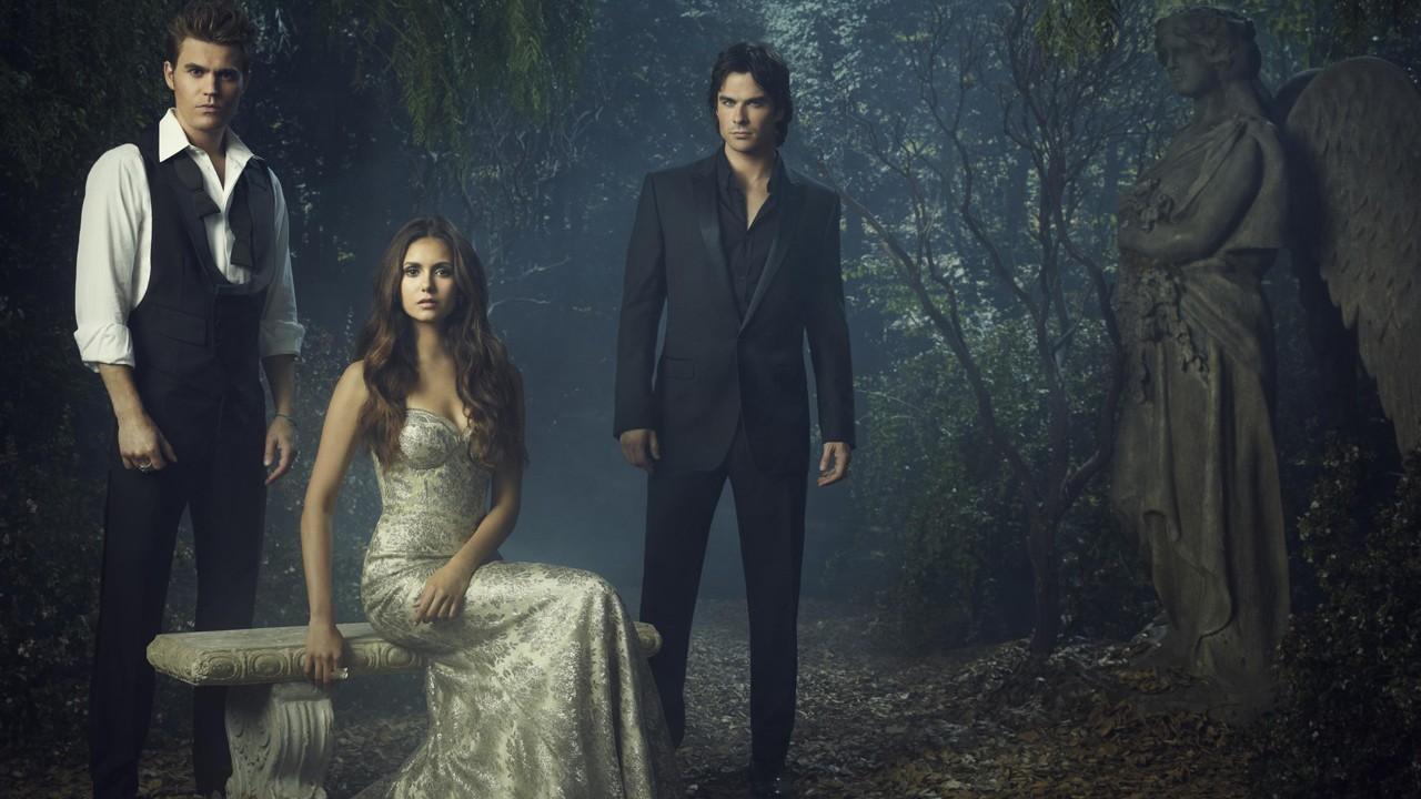 """""""Diários do Vampiro"""": quarta temporada em maio no AXN Black"""