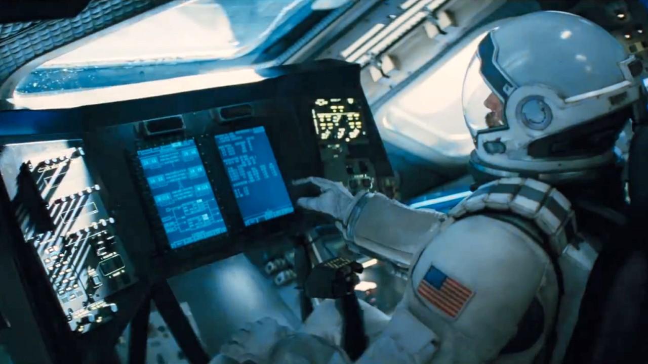 "Novo trailer de ""Interstellar"""