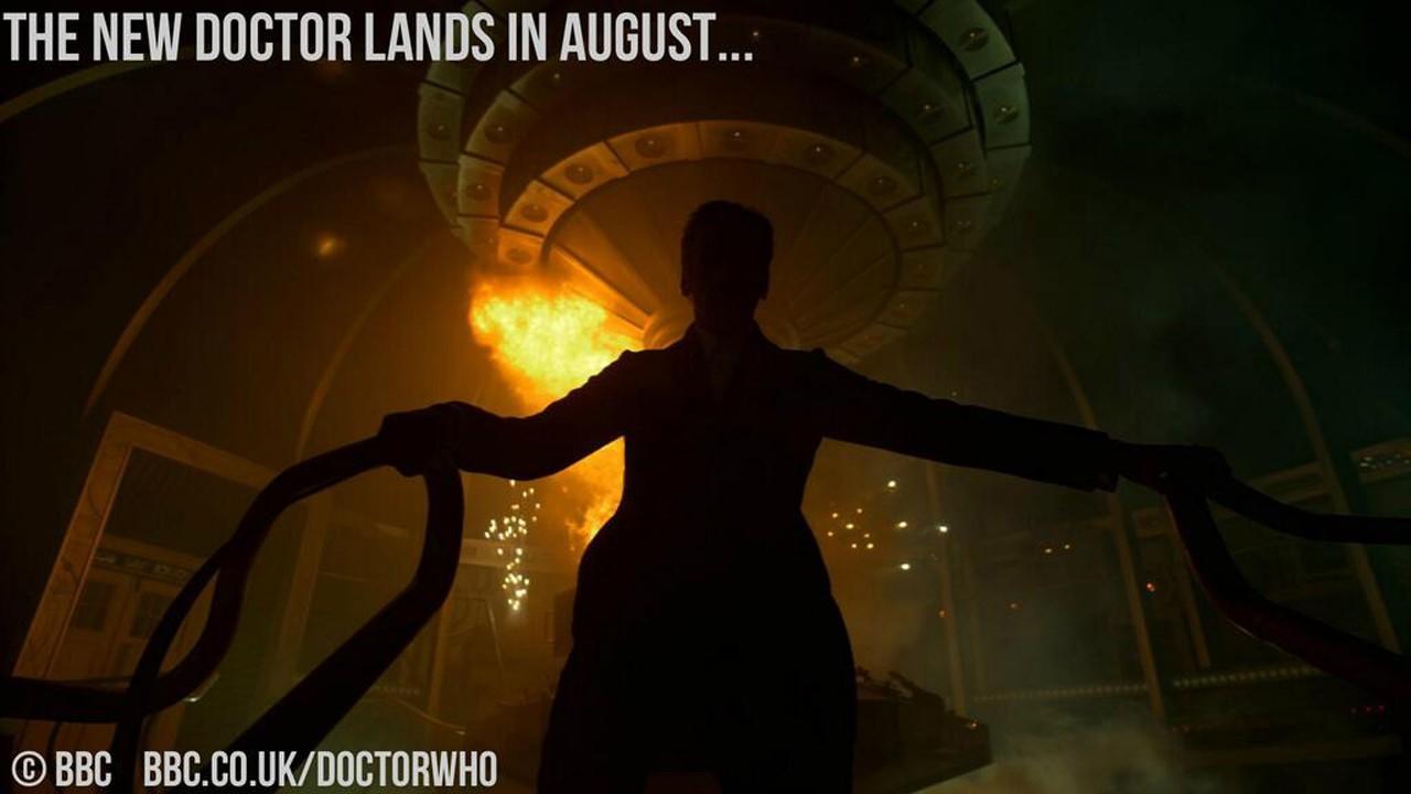 Primeira imagem de Peter Capaldi como o novo Dr. Who