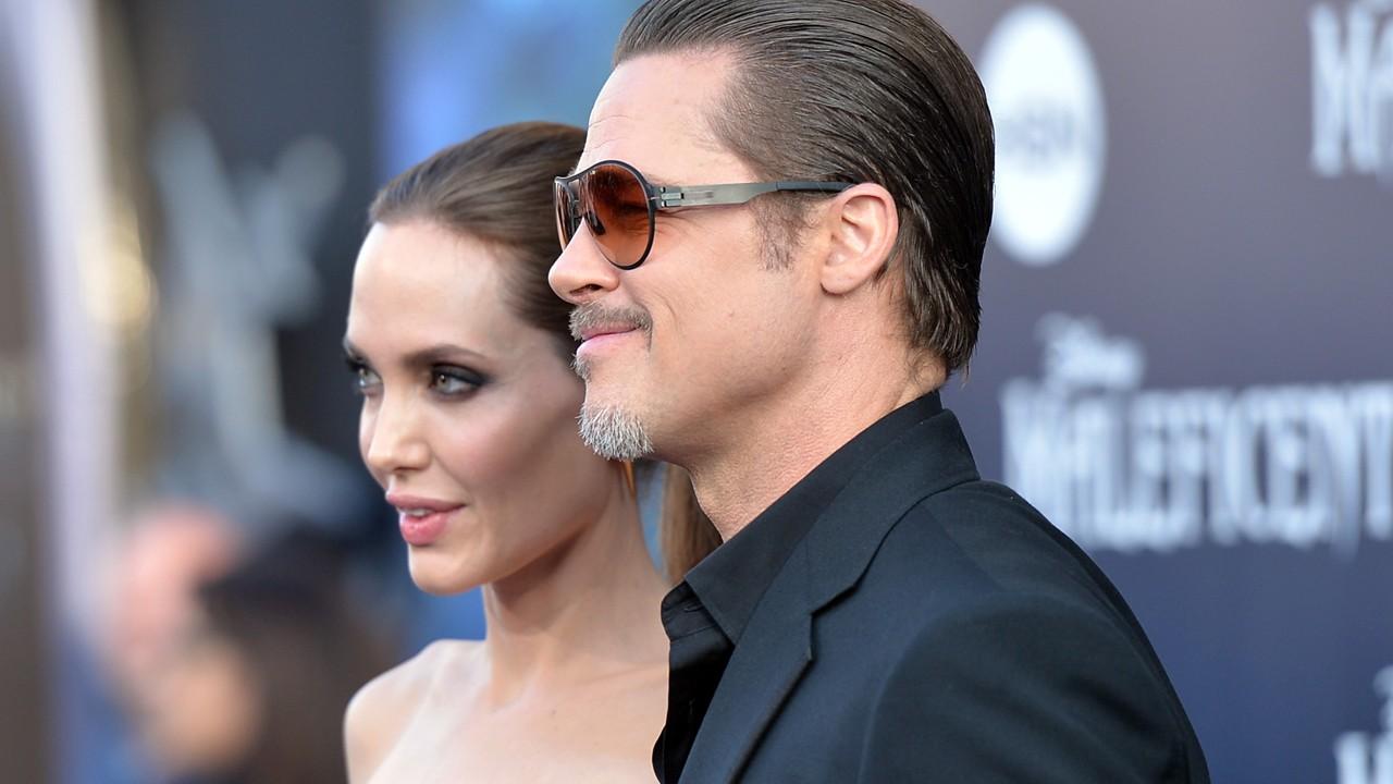 """Brad Pitt agredido por ucraniano na ante-estreia de """"Maléfica"""""""