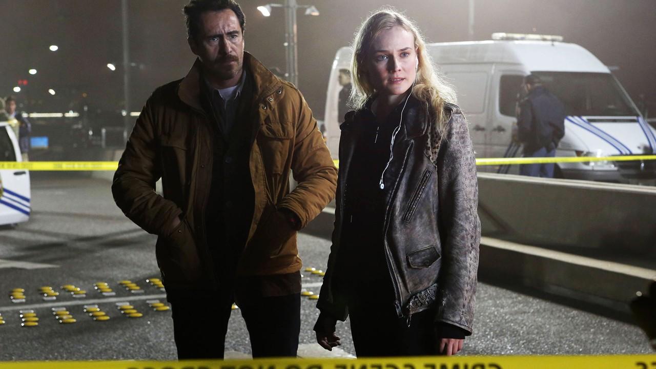 """Segunda temporada de """"The Bridge"""" em julho na FOX"""