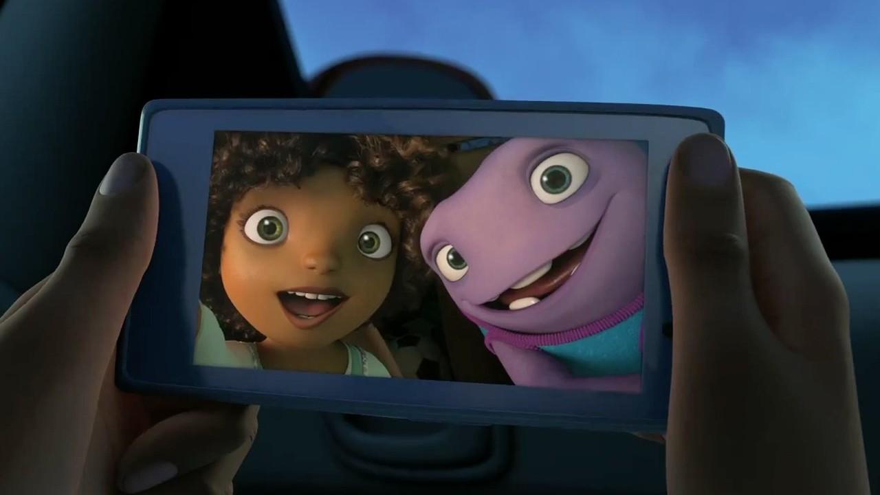 """Os Boov ocupam a Terra no novo trailer de """"Home: A Minha Casa"""""""