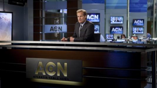 """Estreia em televisão: """"The Newsroom"""""""