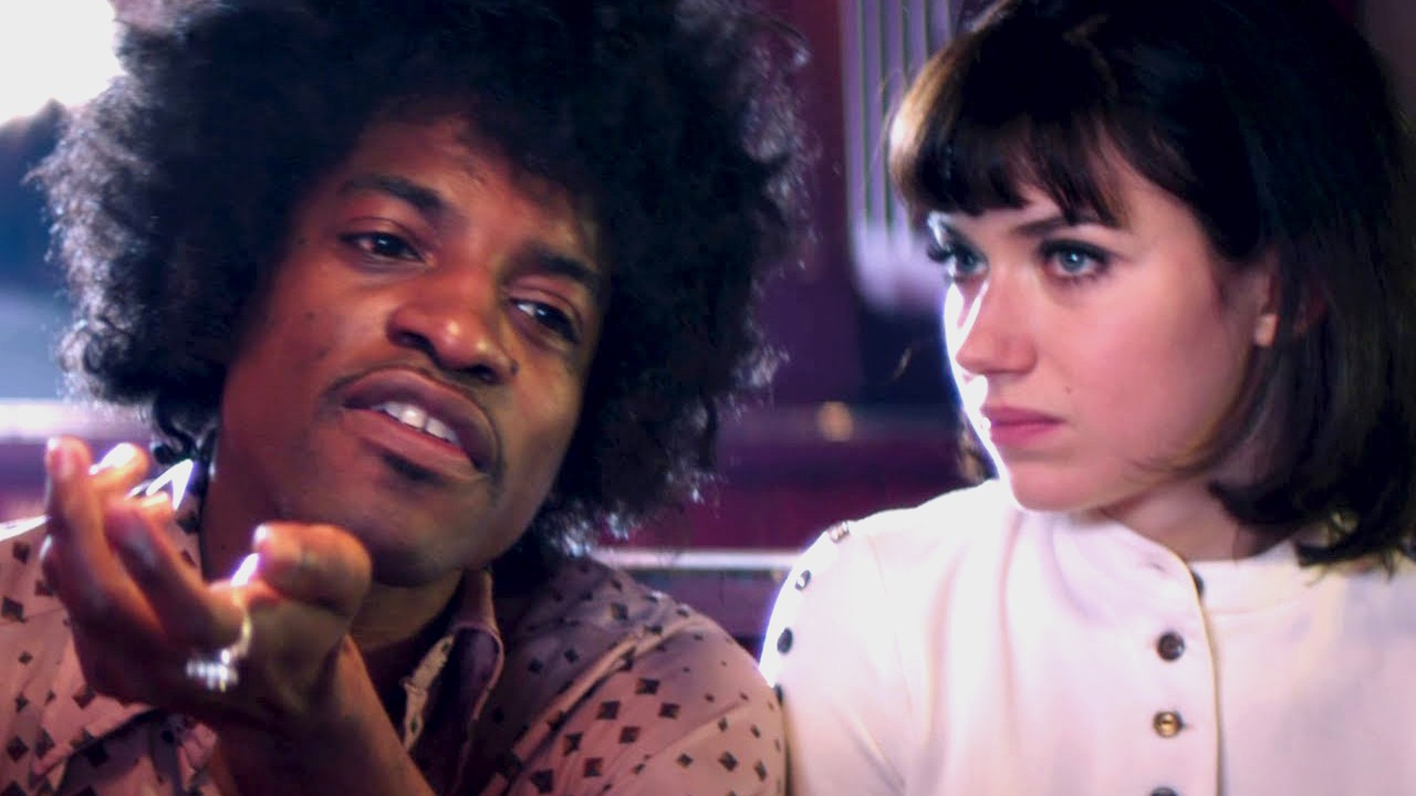 """Andre 3000 é Jimi Hendrix no primeiro trailer de """"All Is By My Side"""""""