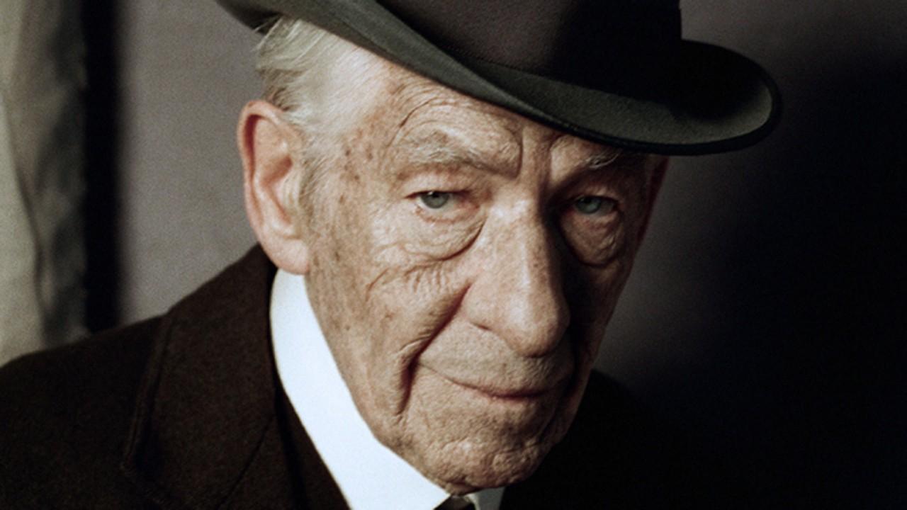 Ian McKellen é Sherlock Holmes aos 93 anos
