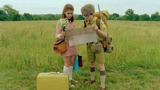 "Destaque filmSPOT: ""Moonrise Kingdom"""