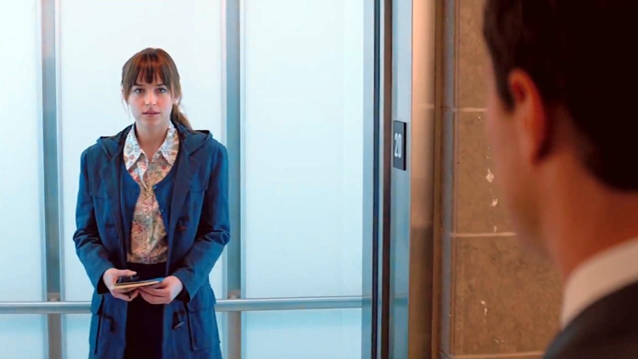 """Veja o primeiro trailer de """"Fifty Shades of Grey"""""""