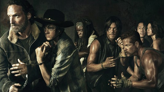 "Canais FOX anunciam data de estreia da quinta temporada de ""The Walking Dead"""