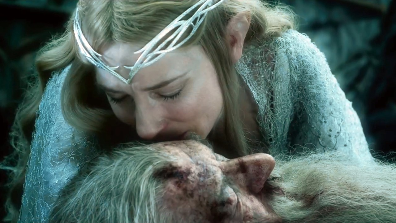 "Primeiro teaser trailer de ""The Hobbit: The Battle of the Five Armies"""