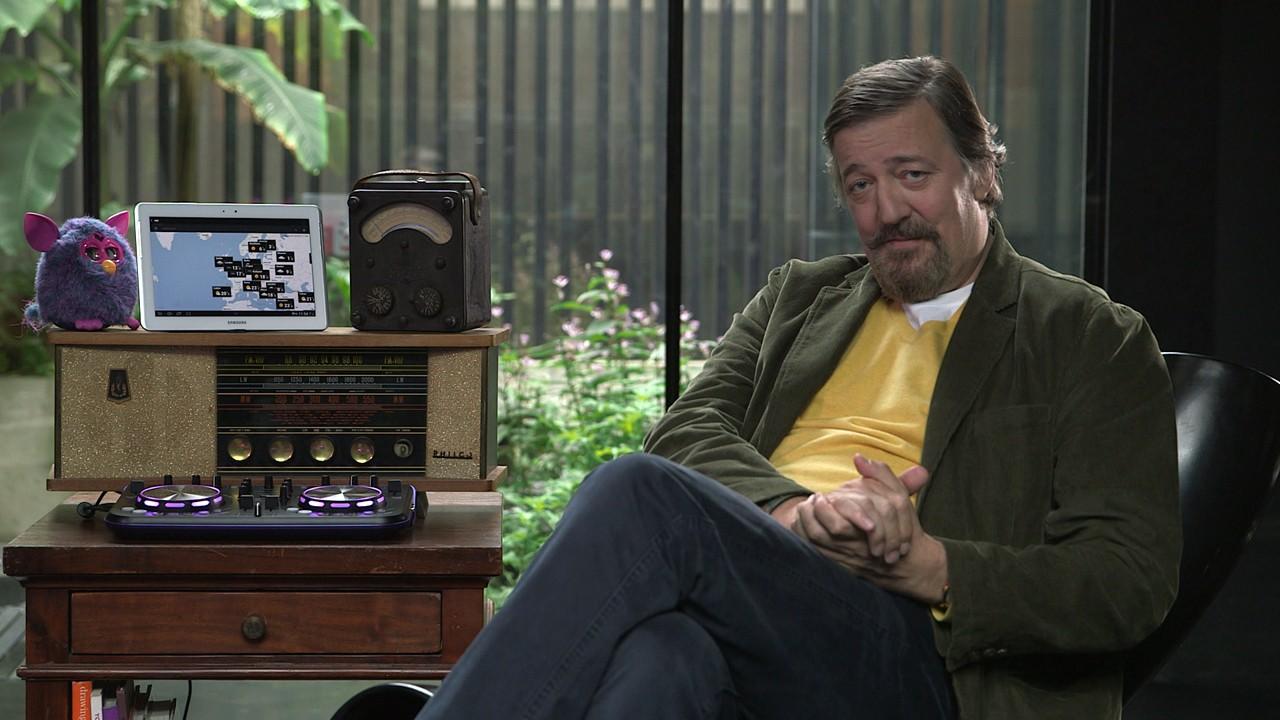 """""""Gadget Man"""" com Stephen Fry em estreia no Odisseia"""