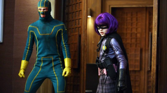 "Chloë Grace Moretz no novo trailer de ""Kick-Ass 2"""
