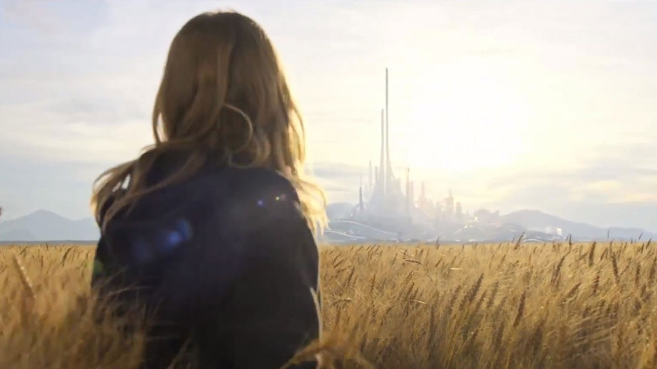 "Revelado o primeiro trailer de ""Tomorrowland"""