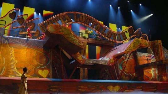 O melhor circo do mundo em 3D com produção de James Cameron