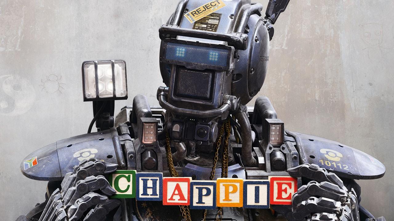 """Conheça """"Chappie"""" o robô do novo filme de Neill Blomkamp"""