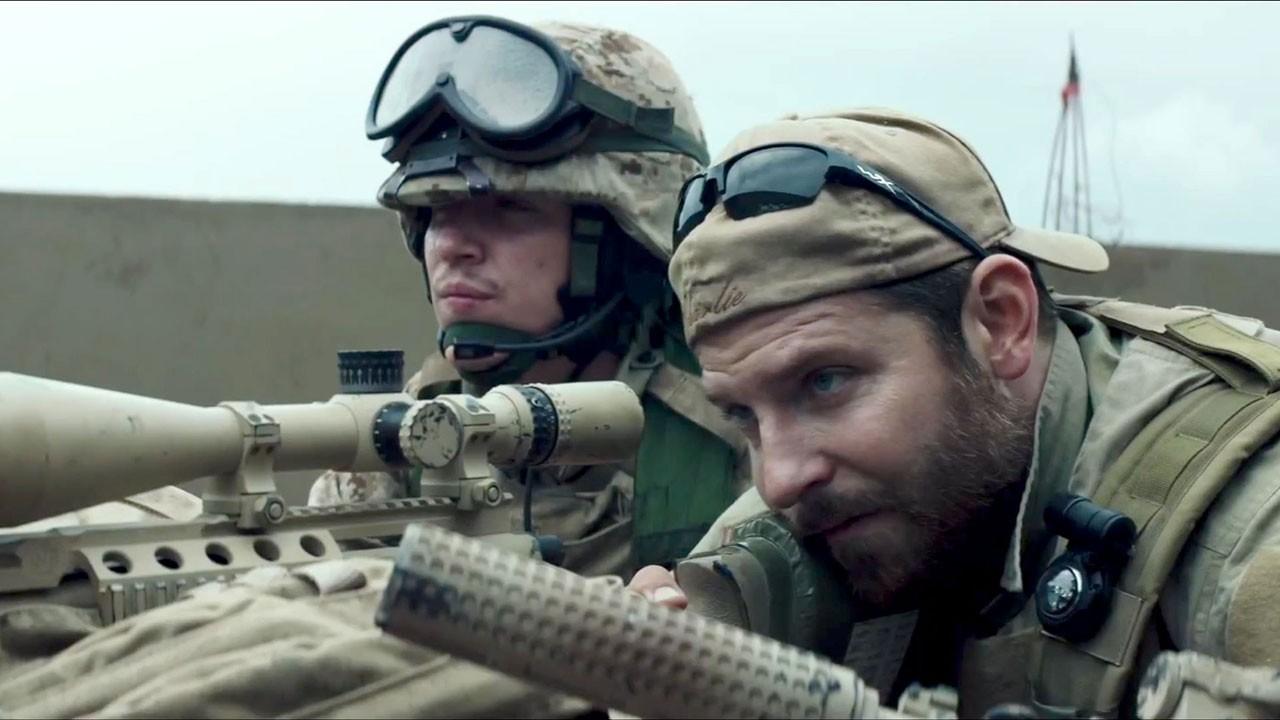 """Cinco filmes para acompanhar """"Sniper Americano"""""""