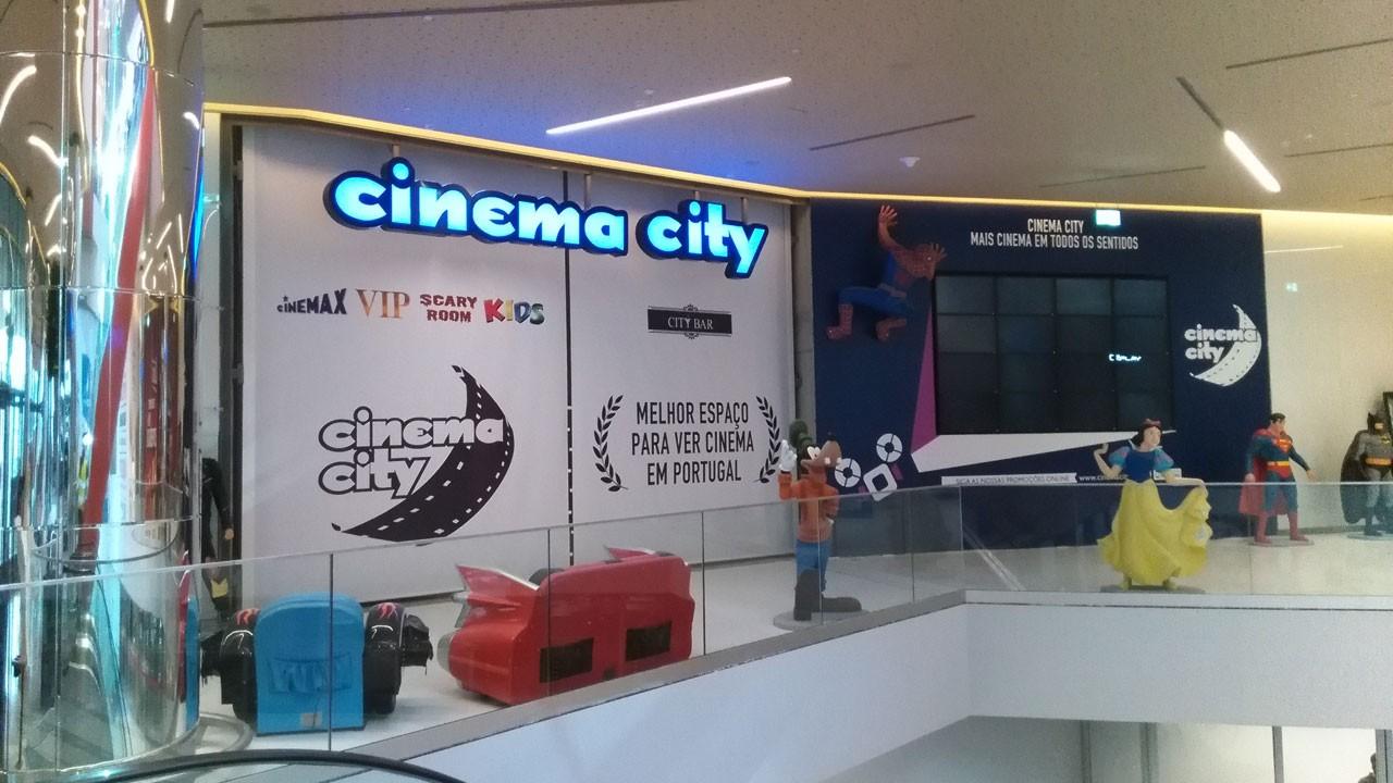 Salas Cinema City anunciam medidas de proteção dos espectadores