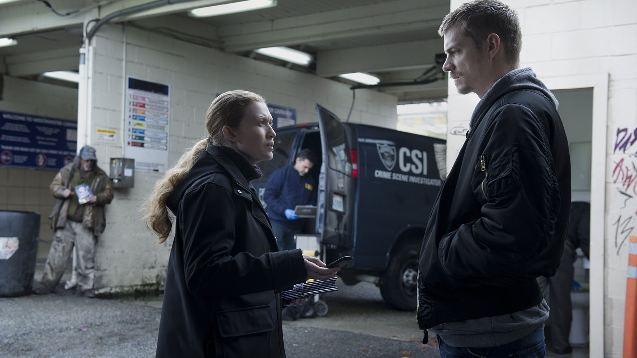 """Última temporada de """"The Killing"""" em novembro no FOX Crime"""