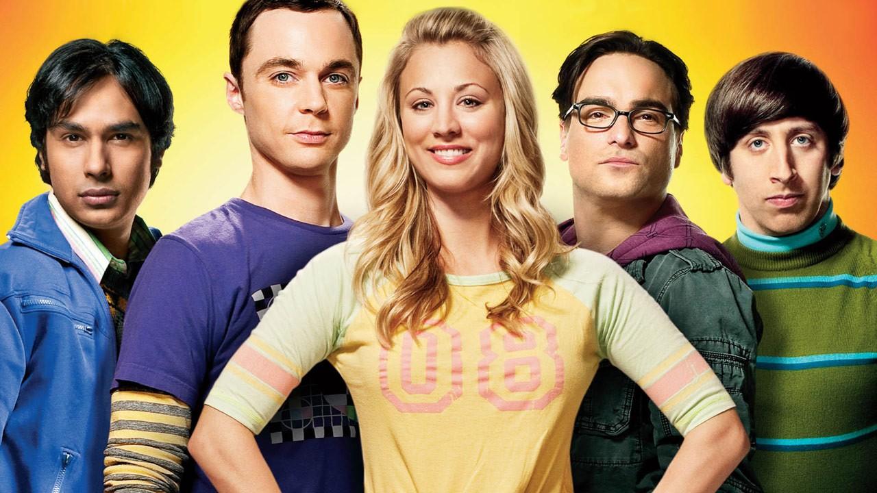 """Seis primeiras temporadas de """"A Teoria do Big Bang"""" em maratona no AXN White"""