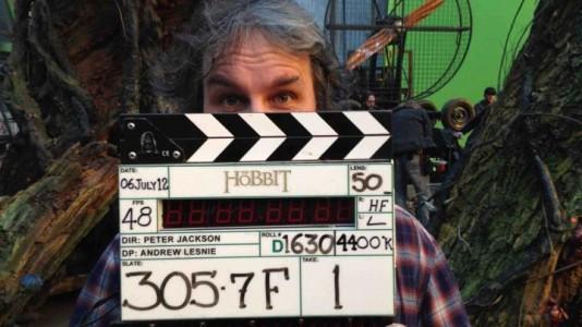 "Datas e títulos para a trilogia ""The Hobbit"""