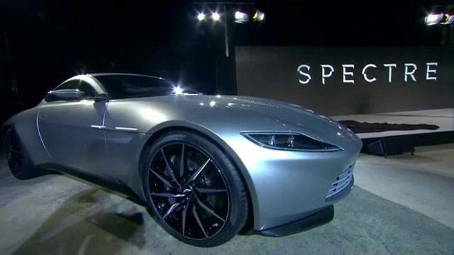 Spectre 11/11: Aston Martin DB10