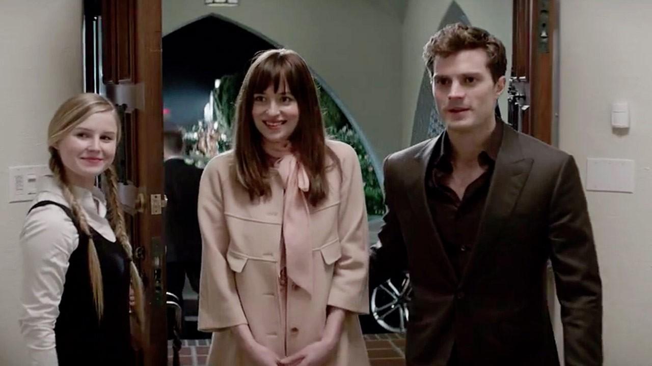 """""""As Cinquenta Sombras de Grey"""": venha conhecer a família"""