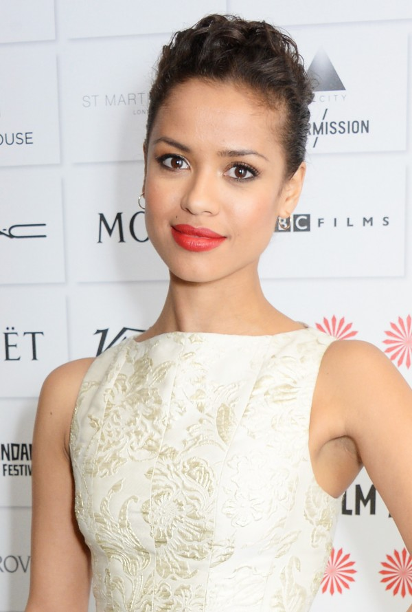 17º Moët British Independent Film Awards 3/12: Gugu Mbatha-Raw (Foto: David M. Benett/Getty Images)