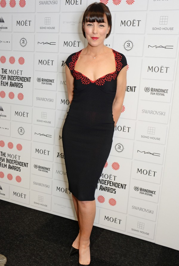 17º Moët British Independent Film Awards 5/12: Olivia Williams (Foto: David M. Benett/Getty Images)