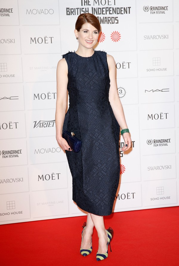 17º Moët British Independent Film Awards 10/12: Jodie Whittaker (Foto: Tristan Fewings/Getty Images)