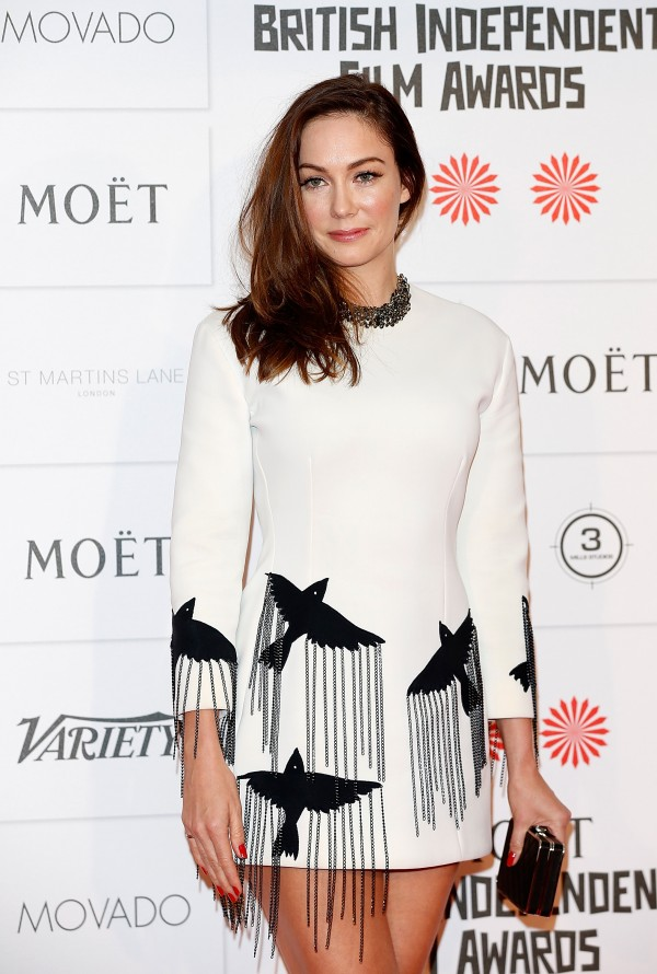 17º Moët British Independent Film Awards 12/12: Anna Skellern (Foto: Tristan Fewings/Getty Images)