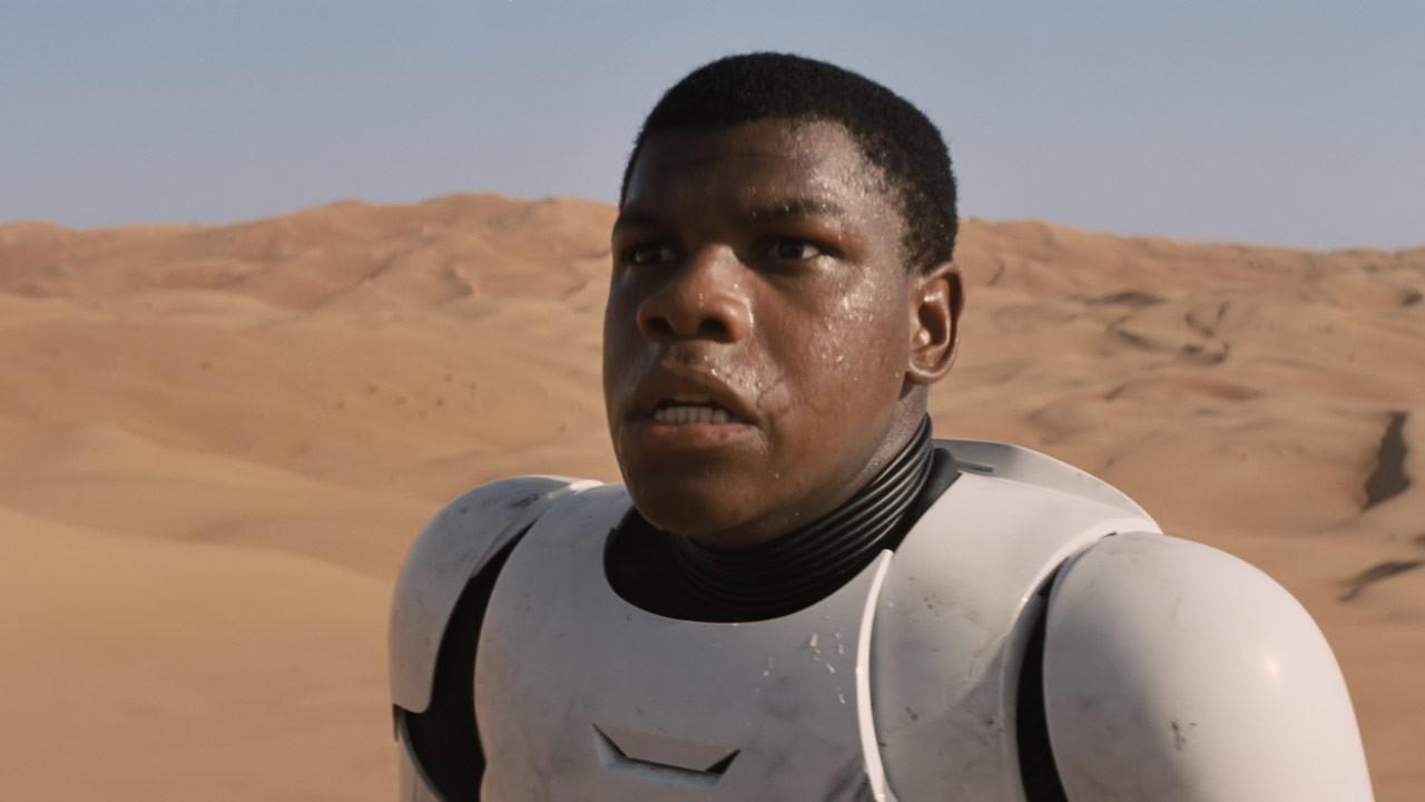 """Personagens de """"Star Wars: O Despertar da Força """" apresentadas em cromos à moda antiga"""