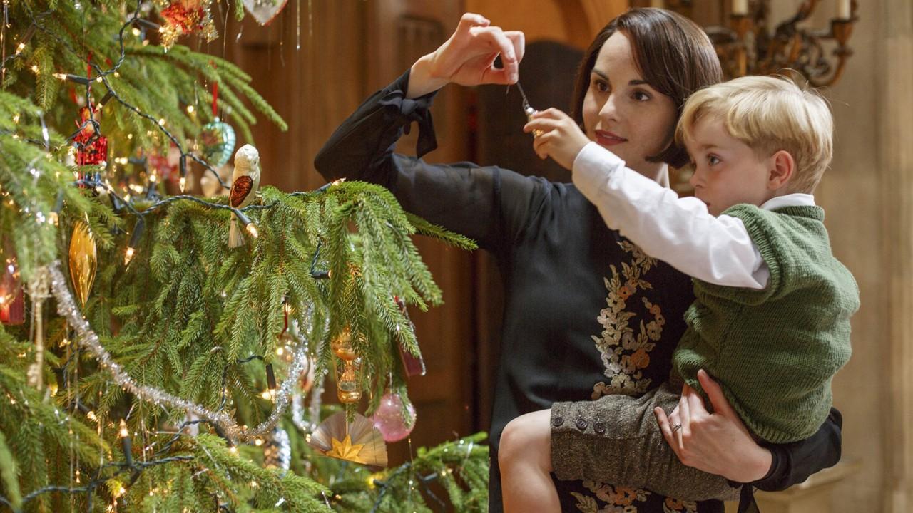 """Especial de natal """"Downton Abbey"""" na FOX Life"""
