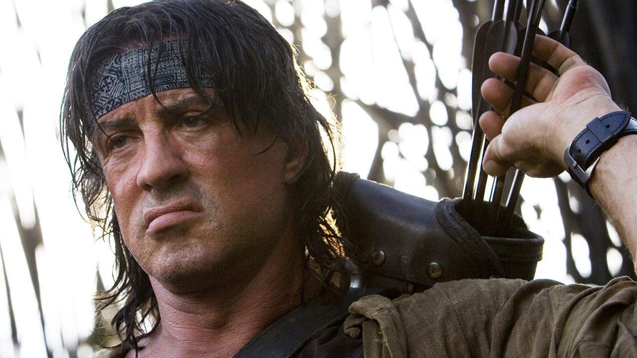 """Stallone anuncia título do próximo """"Rambo"""""""