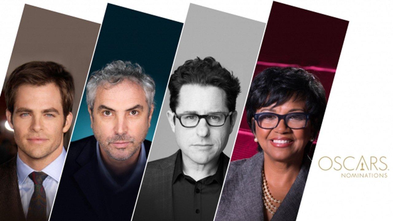 A Academia traz novidades no anúncio dos nomeados para os Oscars