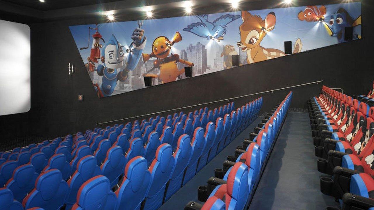 Sala De Cinema Portuguesa Entre As 25 Mais Bonitas Do Mundo  -> Imagem De Sala De Cinema