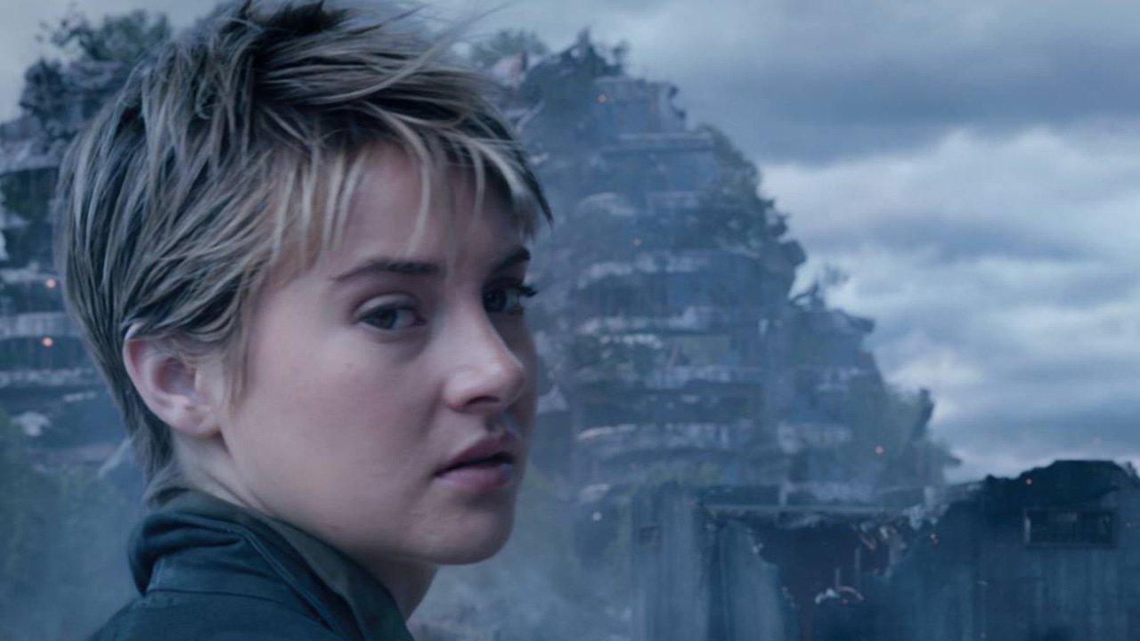 """Cinco novos posters com as personagens de """"Insurgent"""""""