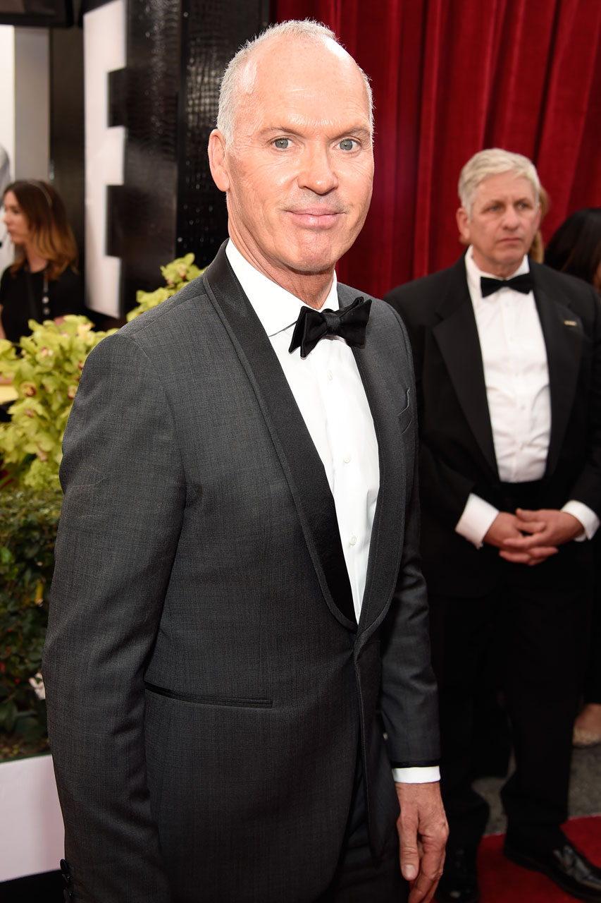 SAG Awards 2015 24/30: Michael Keaton (Foto Kevin Mazur/WireImage)