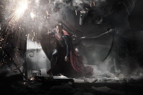 """Novo trailer para """"Man of Steel"""" (Homem de Aço)"""