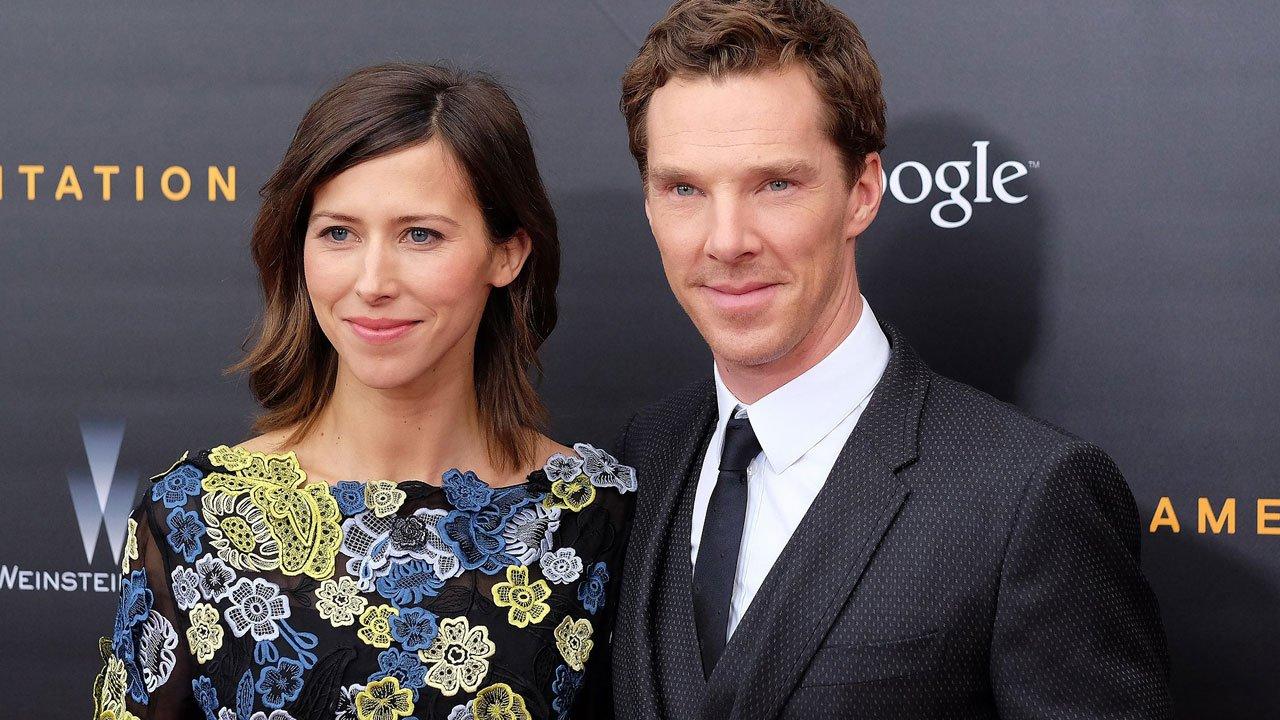 Benedict Cumberbatch e Sophie Hunter casaram