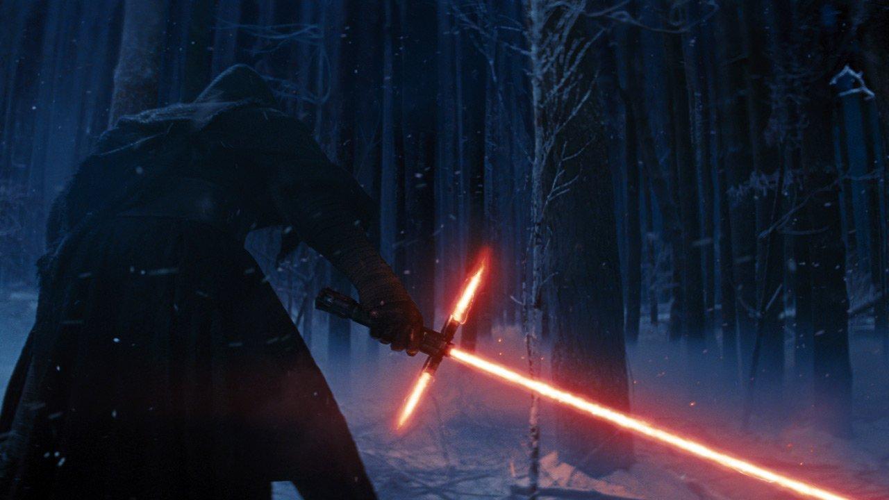 """Não gosta do novo sabre de luz de """"Star Wars""""? A culpa é da Apple"""