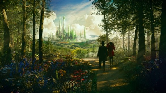 """Oz the Great and Powerful"": seis imagens para desvendar o mundo de Oz"