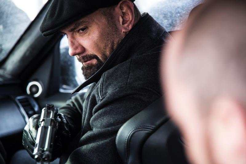 """Dave Bautista e Léa Seydoux em """"007: Spectre"""" 2/2"""