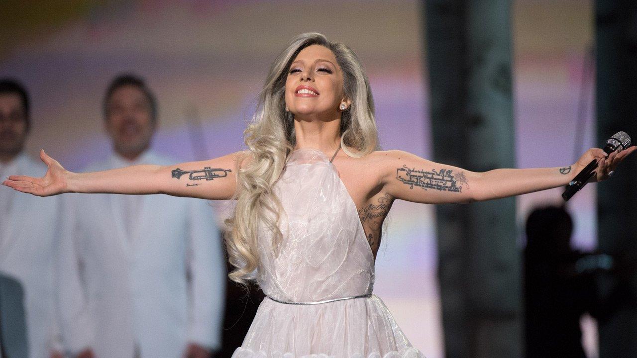 Lady Gaga sofre de Perturbação Pós-Stress Traumático