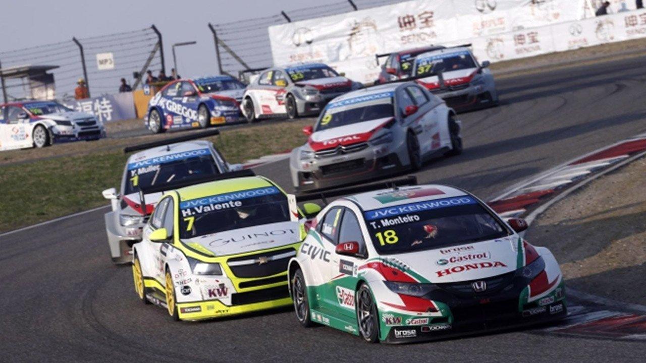 WTCC em direto no Eurosport a partir do Japão com Tiago Monteiro