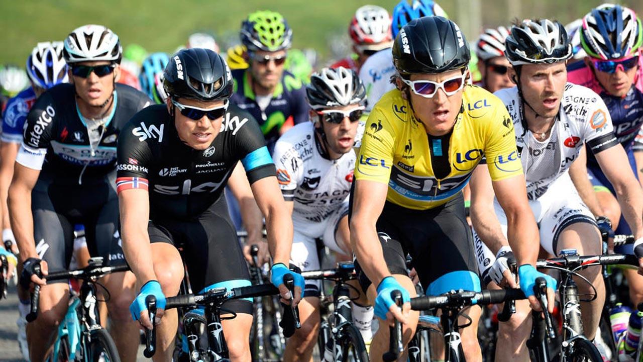 Agenda das transmissões de ciclismo em outubro nos canais Eurosport