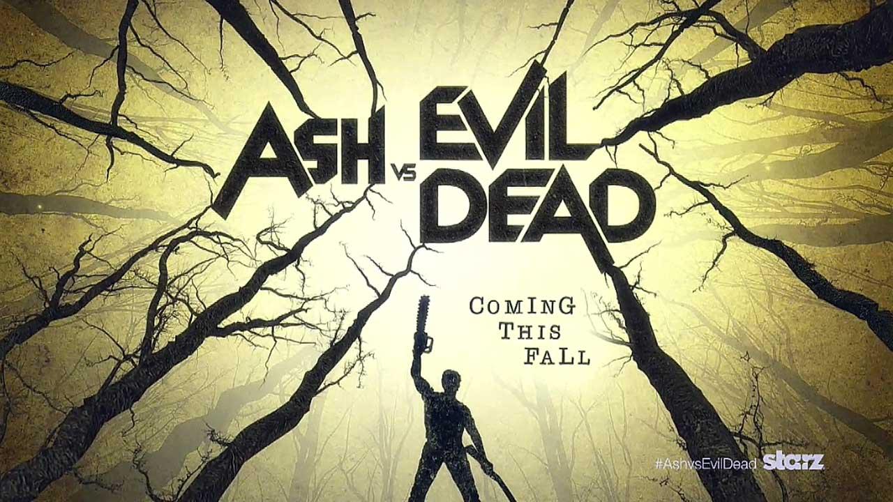 """Starz estreia o primeiro trailer da série """"Ash vs Evil Dead"""""""