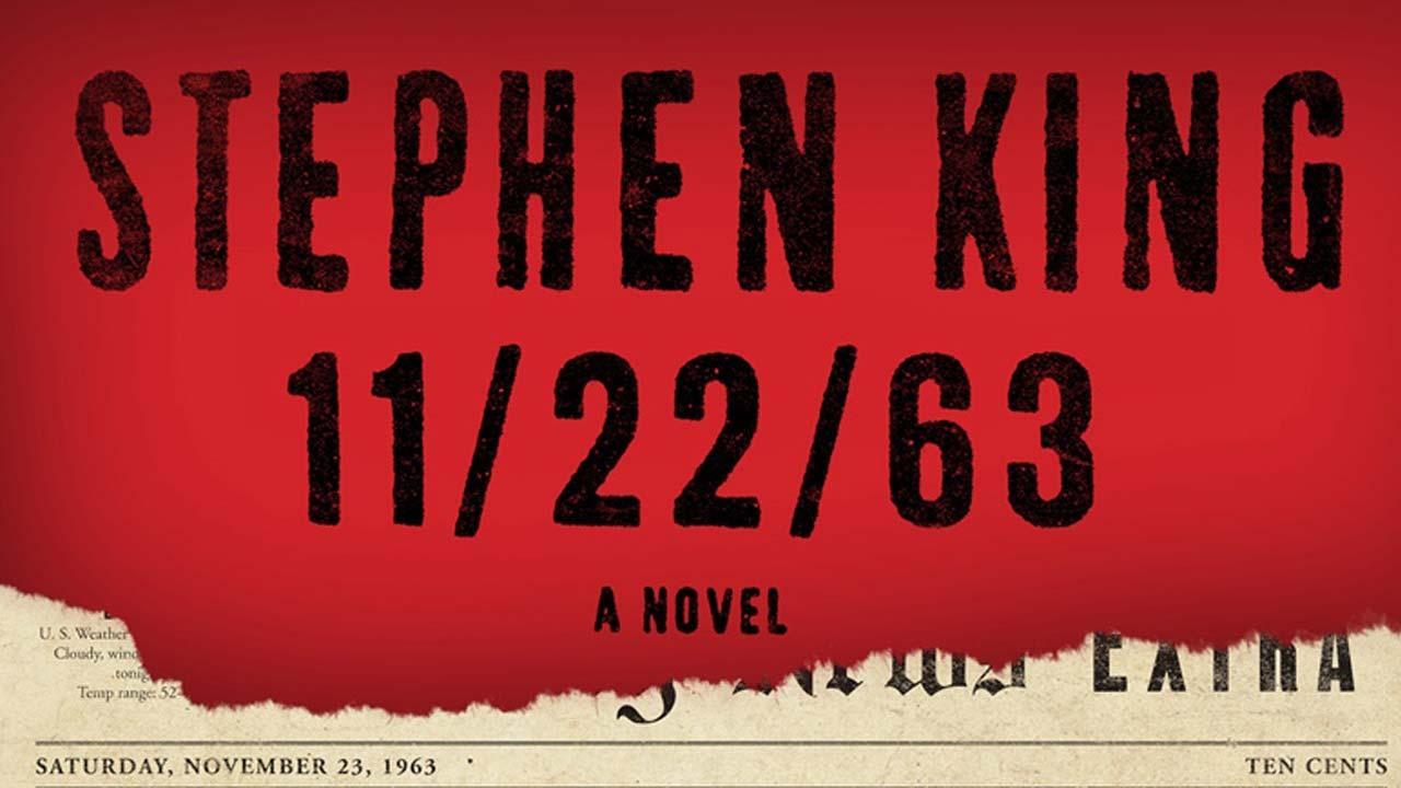 """Escolhido o elenco da minissérie """"11/22/63"""" adaptada do livro de Stephen King sobre o assassinato de JFK"""