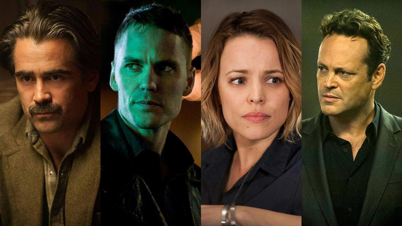 """Segunda temporada de """"True Detective"""" em junho no TVSéries"""