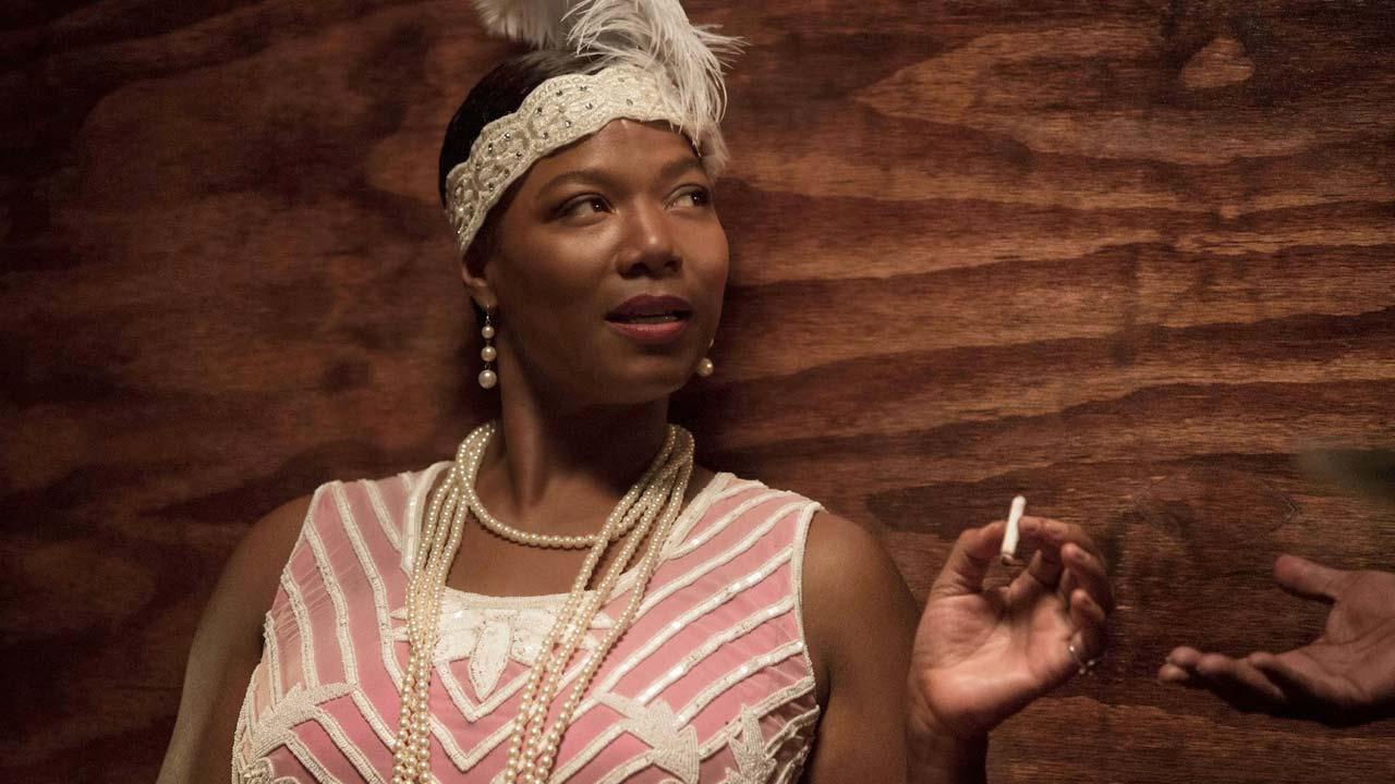 Queen Latifah é Bessie Smith em telefilme da HBO