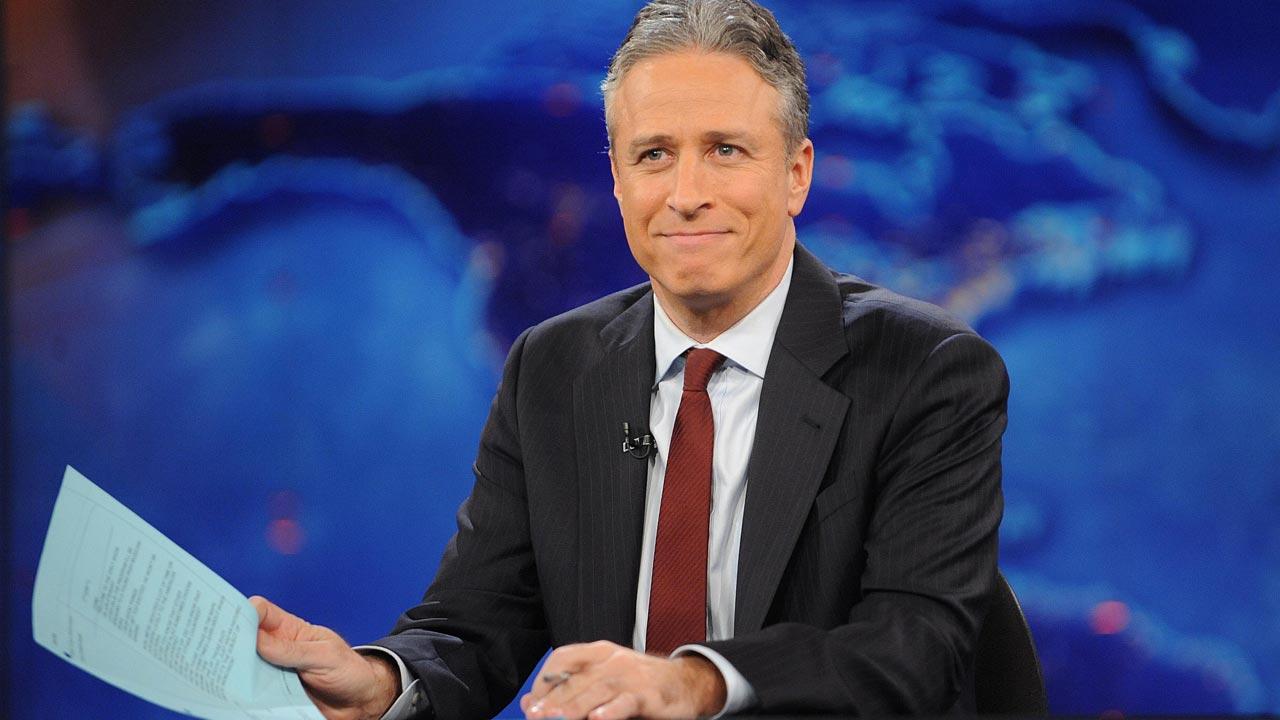 Jon Stewart regressa à televisão