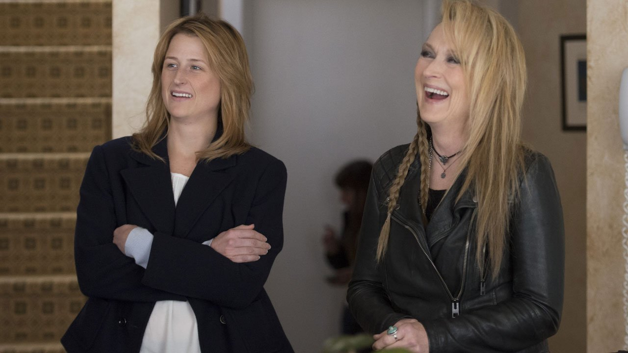 "Meryl Streep contracena com a filha no filme ""Ricki and the Flash"""